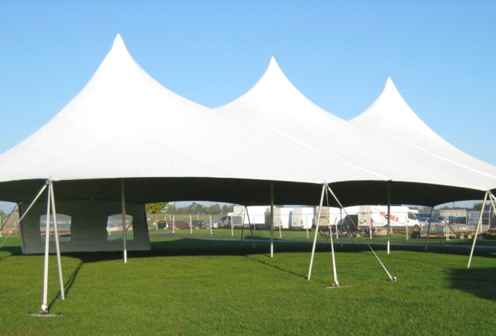 Go For A Customized Wedding Party Tent