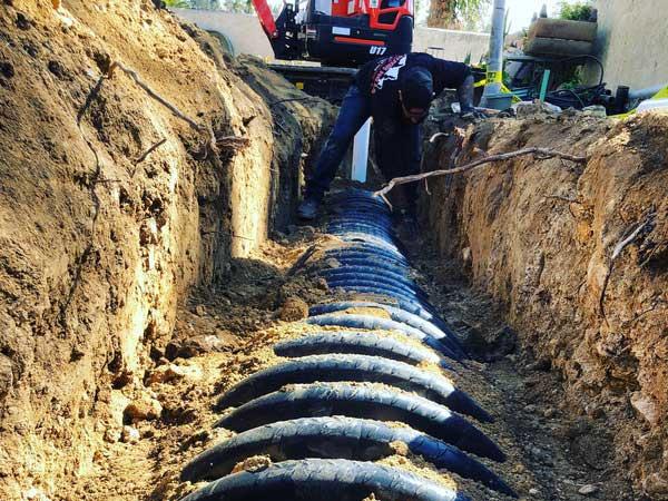 septic tank repair Breslau
